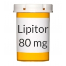 Lipitor 80mg Tablets