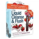Applied Nutrition 5-Day Liquid Cleanse & Flush Dietary Supplement Concentrated Mixed Berry Drink Mix - 10ct