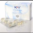 K-Y Liquibeads Vaginal Moisturizer - 6ct