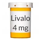Livalo 4mg Tablets