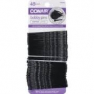 Conair® Styling Essentials Hair Pins, Extra Long, Black, 48ct- 3 Packs