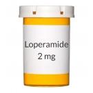 Loperamide 2mg Capsules