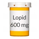 Lopid 600mg Tablets