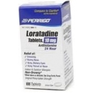 Loratadine 10mg (Generic Claritin) - 100 Tablet Bottle
