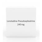 Loratadine-Pseudoephedrine 24 Hour (10-240mg) Tablets - 15 Tablet Box (Prescription Only)