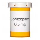 Lorazepam 0.5mg Tablets