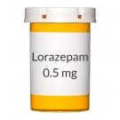 Lorazepam (Generic Ativan) 0.5mg Tablets