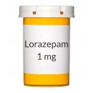 Lorazepam 1mg Tablets