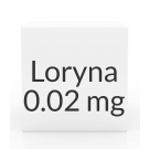 Loryna 3-0.02mg Tablets- 28 Tablet Pack