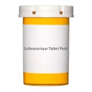 LoSeasonique 0.1-0.02mg Tablets - 91 Tablet Pack