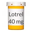 Lotrel 5-40mg Capsules