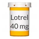 Lotrel 10-40mg Capsules