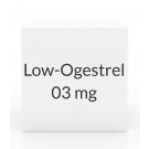 Low-Ogestrel 0.3-0.03mg - 28 Tablet Pack