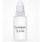 Lumigan 0.01% Eye Drops (Bimatoprost) - 2.5ml Bottle
