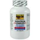 Nature`s Blend Theratrum Complete Lutein Tablet- 250ct