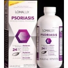 Loma Lux Psoriasis Homeopathic Suspension - 8 fl oz