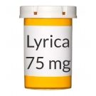 Lyrica 75mg Capsules