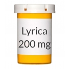 Lyrica 200mg Capsules