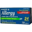 Non-Drowsy Allergy 10mg Tablets- 30ct
