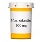 Macrodantin 100mg Capsules