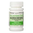 Magnesium Oxide 400mg - 120 Tablet Bottle (Rising Pharmaceuticals)