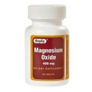 Rugby Magnesium Oxide 400mg Tablets- 120ct