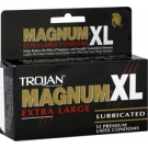 Trojan Magnum XL Condoms- 12ct