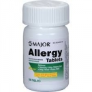 Allergy Tablets, 4mg, Unit Dose- 100ct