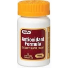Antioxidant Formula Dietary Supplement Tablets (Major)- 50ct