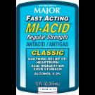 Major Regular Strength Mi-Acid Liquid 12oz