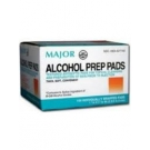 Major Alcohol Prep Pad- 100ct