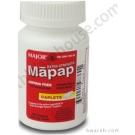Major Mapap 500mg - 100 Caplets