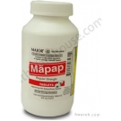 Mapap Regular Strength 325mg - 1000 Tablets