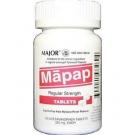 Major Mapap Regular Strength Tablets, 325mg, 100ct