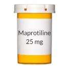 Maprotiline 25 mg Tablets
