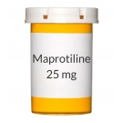 Maprotiline 25 mg Tablets