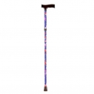 NOVA Medical Products T-Grip Designer Cane, Maui Flowers