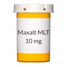 Maxalt MLT 10mg Orally Disintegrating Tablets