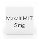 Maxalt MLT 5 mg Orally Disintegrating Tablets - 18 Tablet Pack