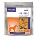 CET HEXtra Oral Hygiene Chews for Medium Dogs 11-25lb- 30ct