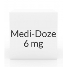 Medi-Doze 6mg-30mg-50mg Capsules- 30ct Bottle