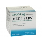 Medi-Pads Hemorrhoidal Pads With Witch Hazel - 100ct