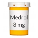 Medrol 8mg Tablets