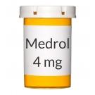 Medrol 4mg Tablets