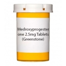 Medroxyprogesterone 2.5mg Tablets (Greenstone)