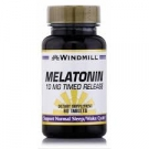 Windmill Melatonin 10mg Timed Release Tablets - 60ct