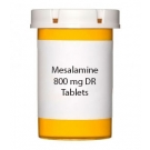 Mesalamine 800 mg DR Tablets