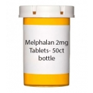 Melphalan 2mg Tablets- 50ct bottle