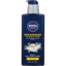 NIVEA® Men Maximum Hydration Nourishing Lotion, Dry Skin- 16.9oz