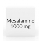 Mesalamine 1000mg Suppositories- 30ct Box